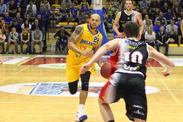 Marc Carter (fot. Rafał Jakubowicz Fotografia/bmslamstal.pl)