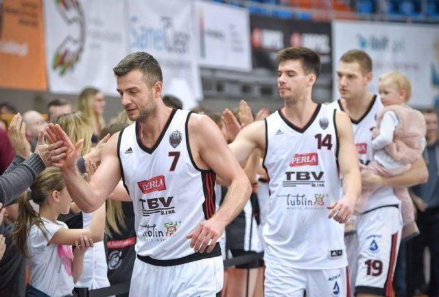 Marcin Dutkiewicz (fot. Start Lublin)