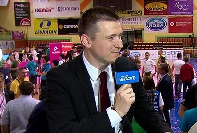 Marcin Widomski (Fot. polsatsport.pl)