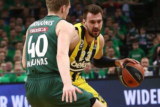 Marko Gudurić (Fenerbahce Istanbul) fot. Euroleague.net