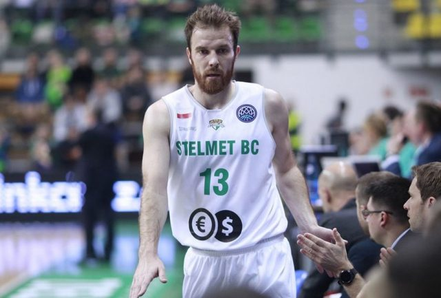 Martynas Gecevicius (fot. basketballcl.com)