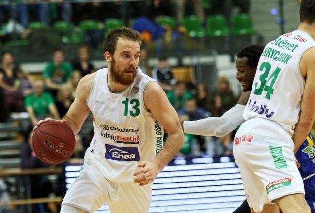 Martynas Gecevicius (fot. Andrzej Romański/Plk.pl)