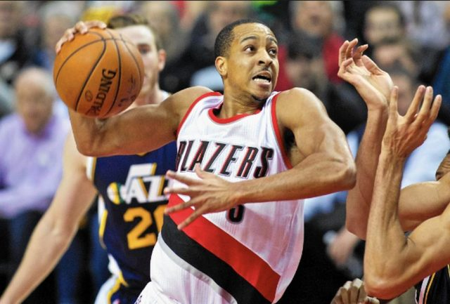 CJ McCollum / fot. wikimedia commons