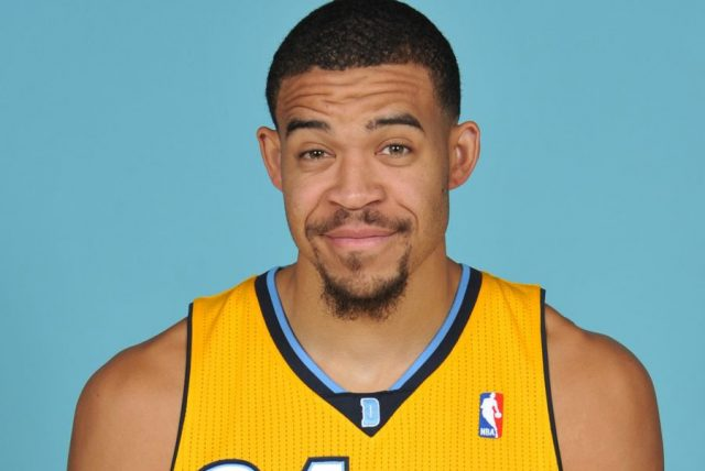 JaVale McGee / fot. wikimedia commons