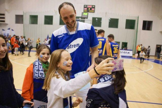 Adam Metelski / fot. Biofarm Basket Poznań
