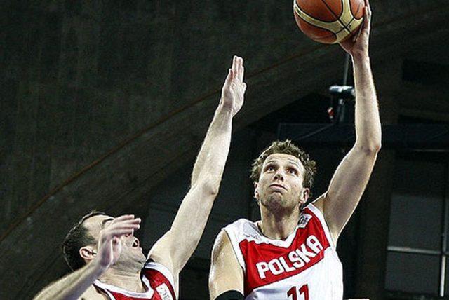 Michał Ignerski (fot. Fiba.com)