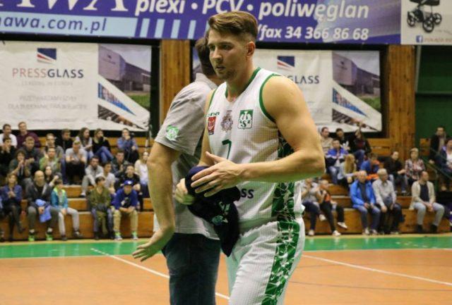 Michał Jankowski (fot. AZS Częstochowa)
