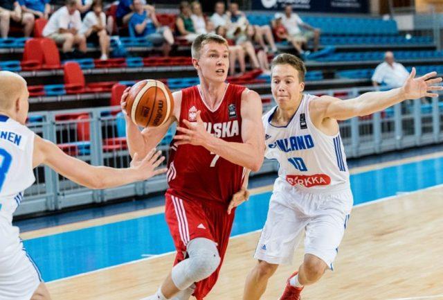 Michał Kolenda (fot. FIBA.com)