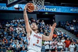 Michał Sokołowski (fot. FIBA)