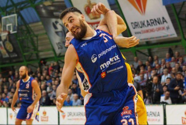 Milan Milovanović (fot. Facebook.com/PolpharmaStarogard)