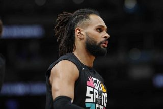 Patty Mills / fot. wikimedia commons