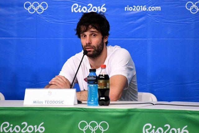 Milos Teodosić (Fot. FIBA.com)