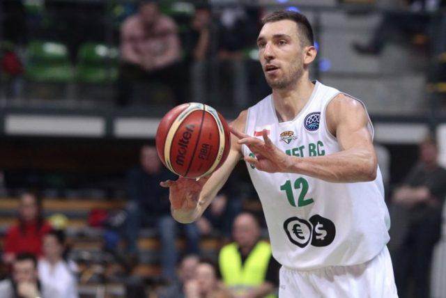 Jarosław Mokros / fot. Basketball Champions League