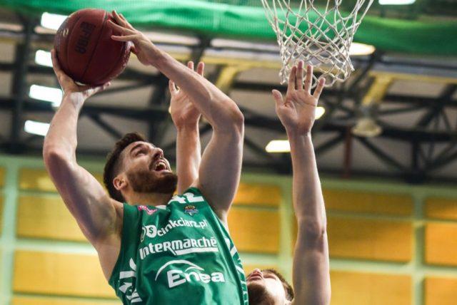 Nemanja Djurisić (fot. Paweł Skraba/Plk.pl)