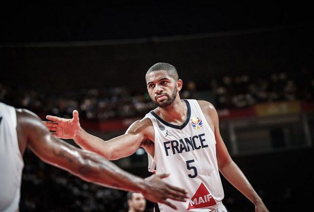 Nicolas Batum / fot. FIBA