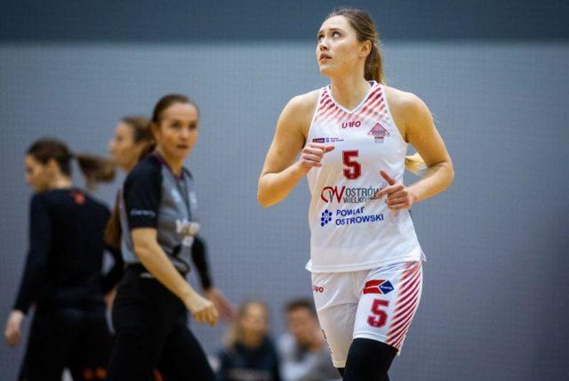 Jowita Ossowska / fot. basketligakobiet.pl