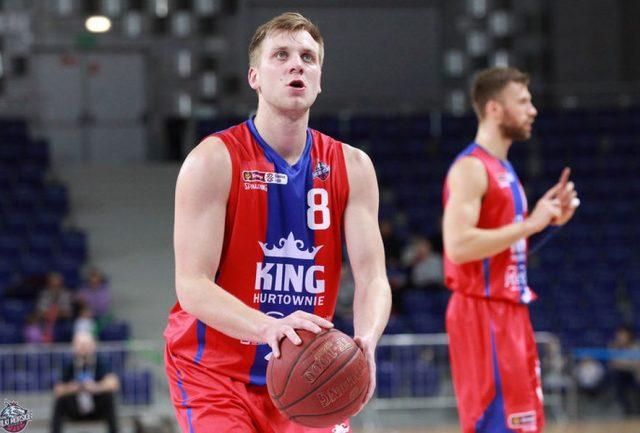 Martynas Paliukenas / fot. Krzysztof Cichomski, King Szczecin