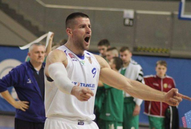 Paweł Bochenkiewicz (fot. Facebook.com/GórnikKosz)