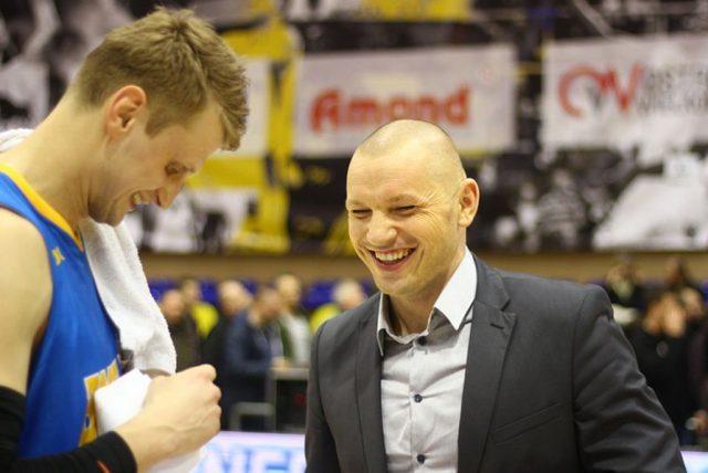 Paweł Matuszewski (fot. bmslamstal.pl/Rafał Jakubowicz)