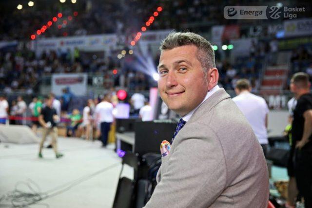 Radosław Piesiewicz, prezes PZKosz i PLK / fot. A. Romański, plk.pl