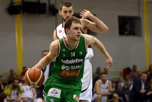 Piotr Robak (fot. Marcin Bodziachowski/Legiakosz.com)