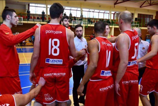 Jamalex Polonia 1912 Leszno (fot. Facebook.com)