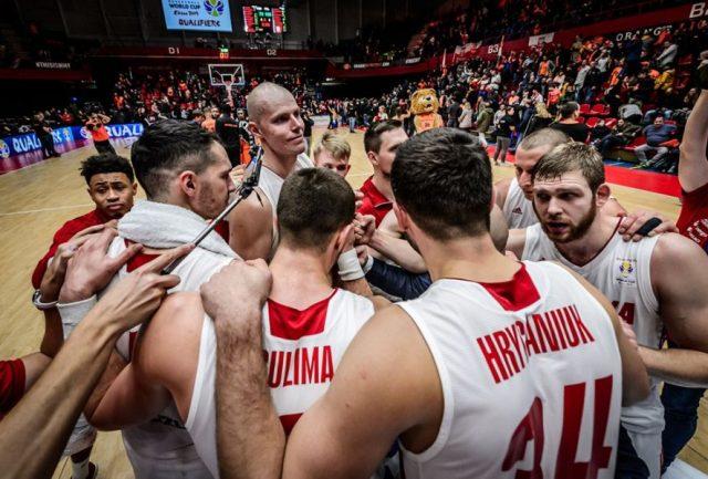 Reprezentacja Polski / fot. FIBA Europe