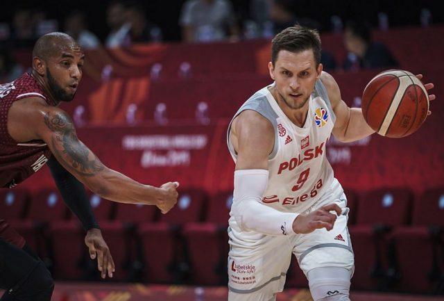 Mateusz Ponitka / fot. FIBA