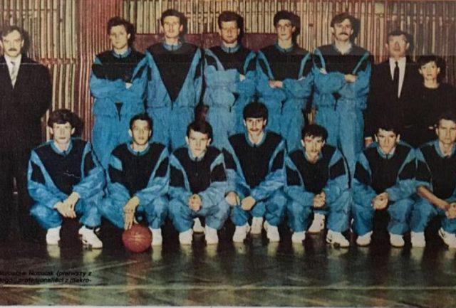 Trzecioligowe Provide w sezonie 1990/91