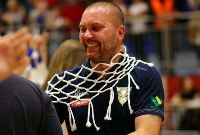 Marcin Radomski / fot. Górnik Trans.eu Wałbrzych