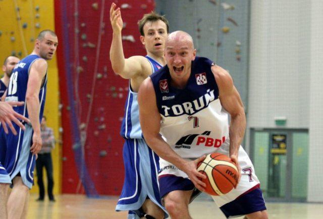 Radosław Plebanek (fot. AZS UMK PBDI Toruń)