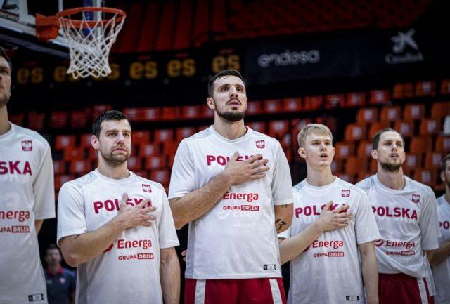 Reprezentanci Polski / fot. FIBA Europe