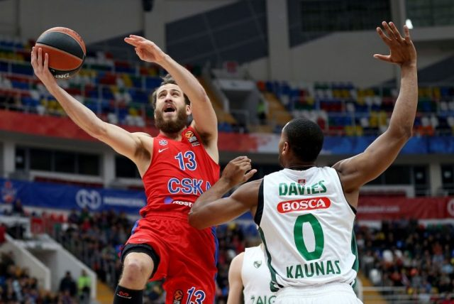 Sergio Rodriguez / fot. Euroleague