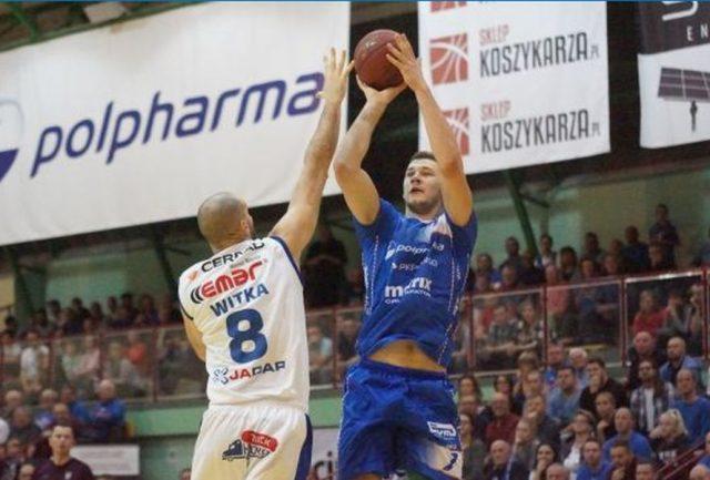 Martynas Sajus / fot. Krzysztof Cichomski, King Szczecin