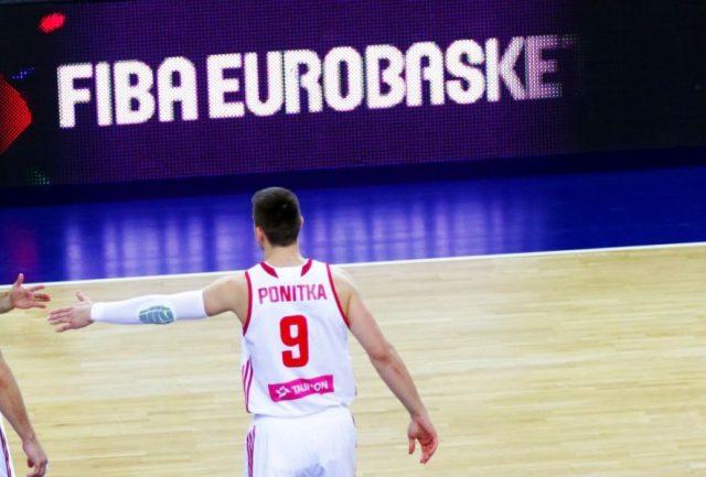 Mateusz Ponitka (fot. Andrzej Romański/PZKosz.pl)
