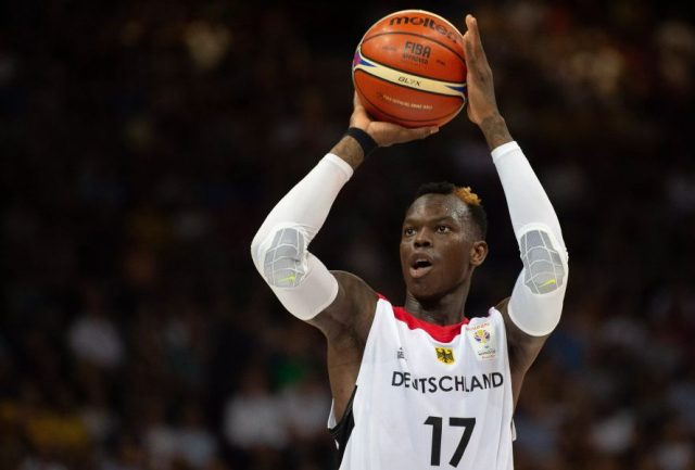 Dennis Schroder / fot. FIBA