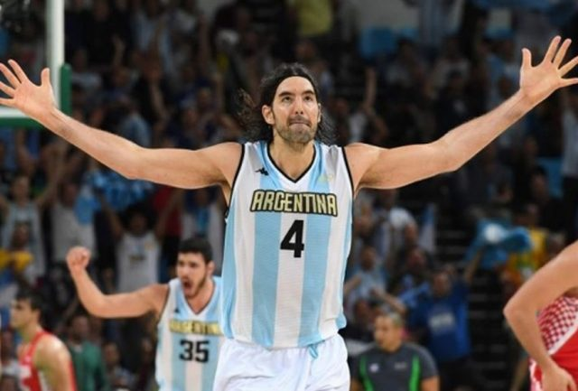 Luis Scola / fot. FIBA