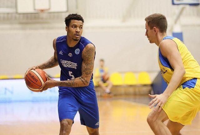 Sherron Dorsey-Walker /fot. FIBA