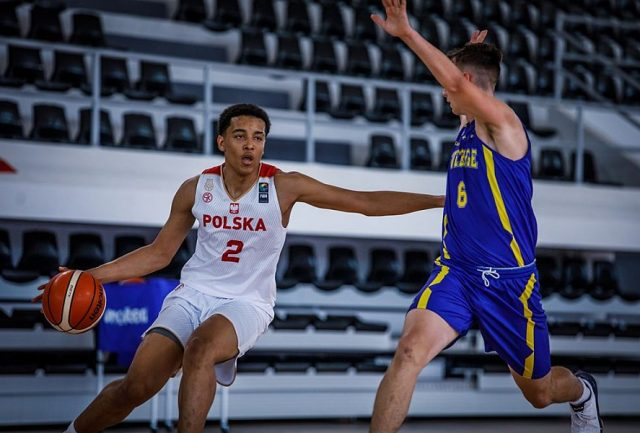 Jeremy Sochan / fot. FIBA