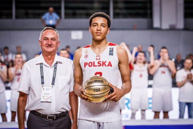 Jeremy Sochan / fot. FIBA Europe