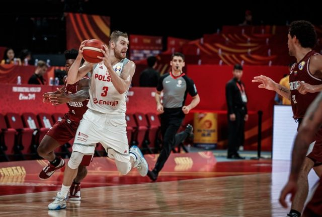 Michał Sokołowski / fot. FIBA