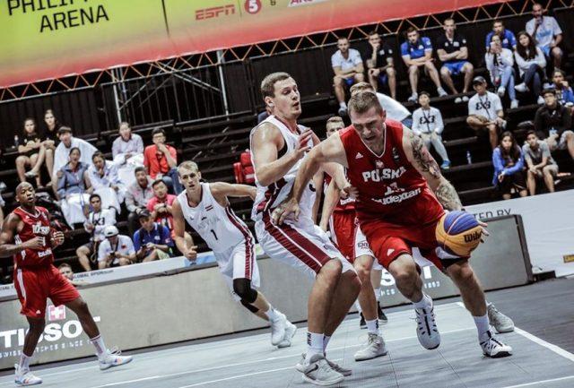 Marcin Sroka / fot. FIBA