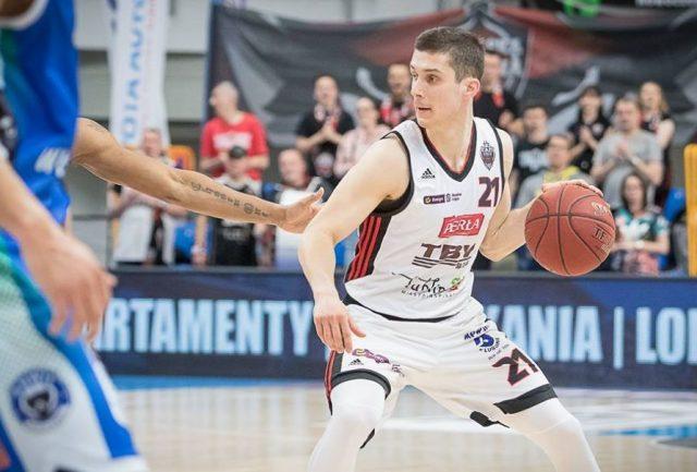 Michael Gospodarek / fot. TBV Start Lublin
