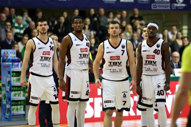 Start Lublin awansował z turnieju w Koszalinie / fot. TBV Start Lublin