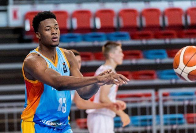 Steven Enoch (fot. FIBA.com)