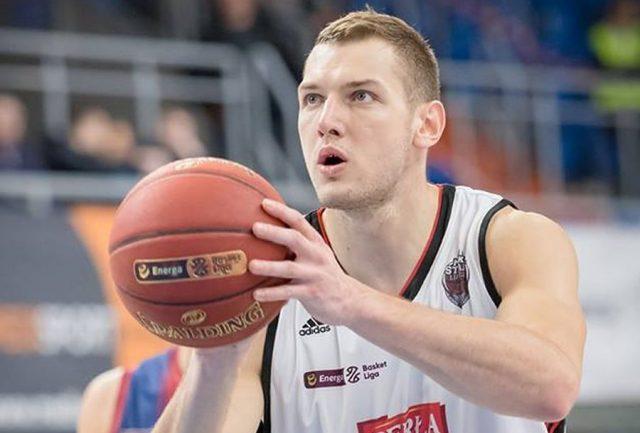 Roman Szymański, fot. TBV Start Lublin