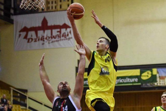Szymon Długosz (fot. Facebook.com/KKS Siarka Tarnobrzeg)