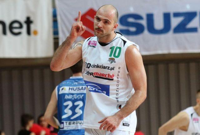 Szymon Szewczyk (Fot. Andrzej Romański/Plk.pl)