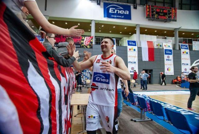 Dorian Szyttelnholm / fot. Enea Astoria Bydgoszcz