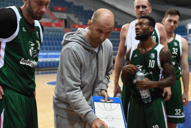 Tane Spasev (fot. Marcin Bodziachowski/Legiakosz.com)
